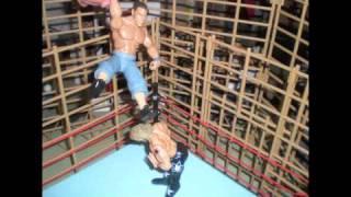 Promo: Edge & Vickie Guerrero + Punjabi Prison Match: Edge vs Doink The Clown vs John Cena