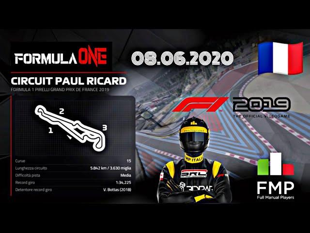 F-ONE | MINI CHAMP #5 | FRANCIA GRAND PRIX | #FMPITALIA
