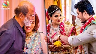 Soundarya Rajinikanth Climbs the Success Ladder | Hot Cinema News | Vishagan Marriage