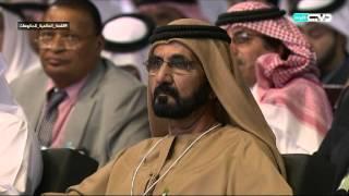 أخبار الإمارات - محمد بن راشد يكرم وزير البيئة الأسترالي بجائزة أفضل وزير في العالم