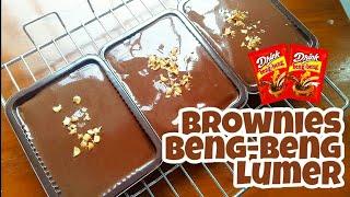BROWNIES BENG-BENG LUMER   CARA MEMBUAT BROWNIES GAMPANG   RESEP MBUK AL