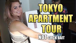 furnished tokyo apartment tour near haneda   so bad at this