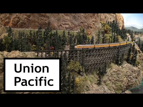 Union Pacific Days 2014 at the Colorado Model Railroad Museum