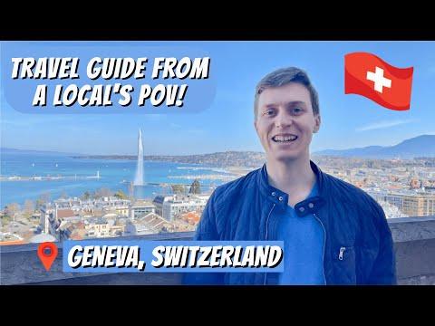 GENEVA SWITZERLAND | Local's POV on the BEST Spots! | Ultimate Travel Guide + Walking Tour |
