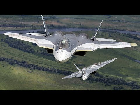 FINALLY: Russia Unveils First 5th Generation Stealth Fighter Jet Su-57 (Sukhoi-57)!