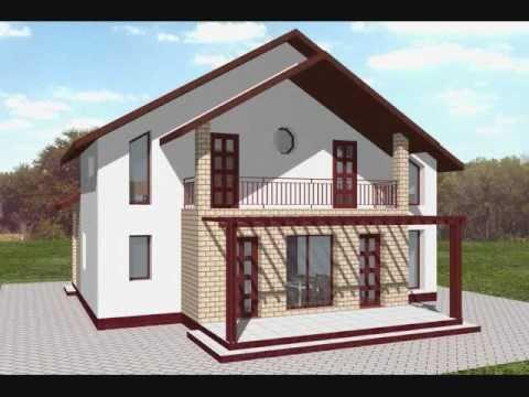Proiect casa helena modele case cu mansarda youtube for Youtube case cu mansarda
