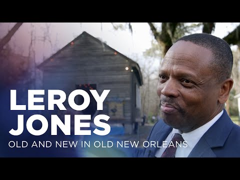 Leroy Jones' New Orleans Strut