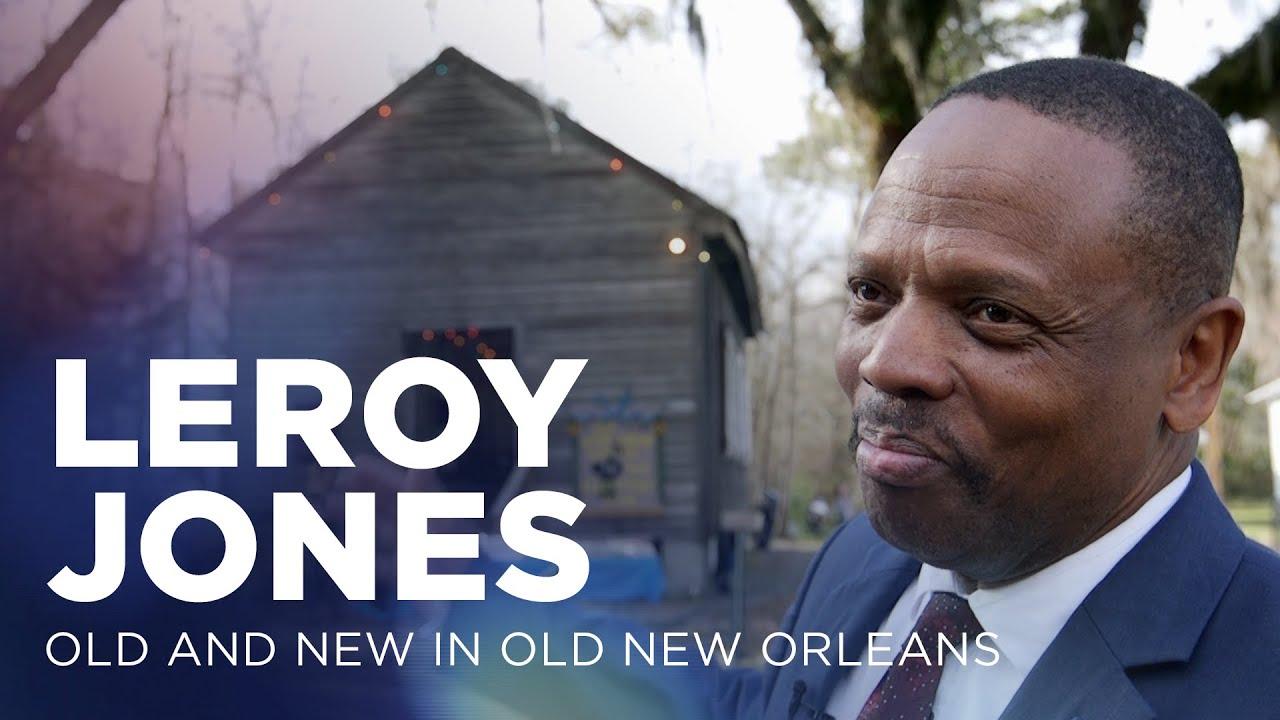 Leroy Jones' New Orleans Strut