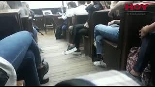 Una estudiante enfrentó a un profesor acusado por acoso
