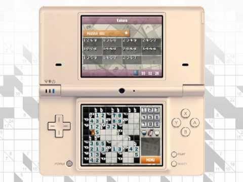 TELEGRAPH SUDOKU & KAKURO - Nintendo DSiWare™ - Trailer