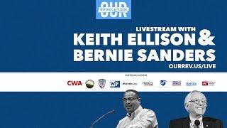 Keith for DNC Livestream