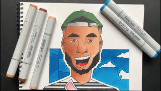 How I Blend With My Copic Markers!