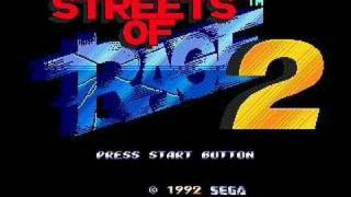 Streets of Rage 2 Slow Moon Groove OC ReMix