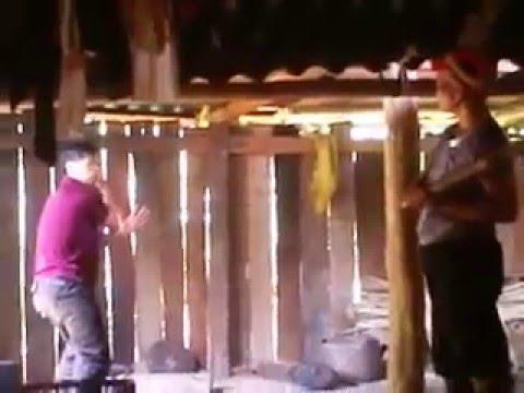 Hai vợ chồng cùng luyện võ công - funny