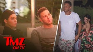 Kendall Jenner Joins Blake Griffin On A Boys' Night Out | TMZ TV