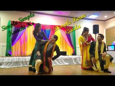Bollywood Sangeet | Simple Simple Kanchi Ko | April 2017
