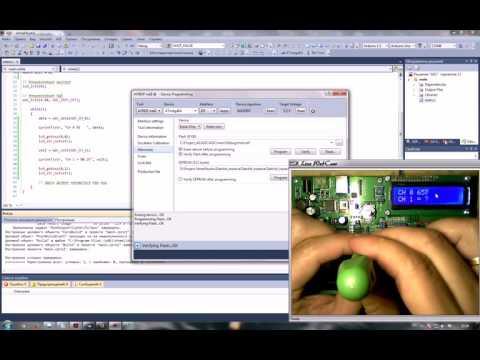 Генератор Кода для AVR МК с библиотекой Axlib часть 6