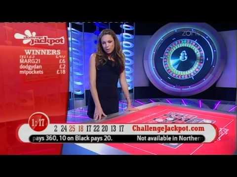Roulette nation challenge jackpot