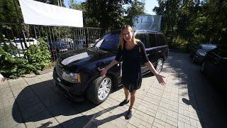 Range Rover. За 7 т км сломалось на 300 тр