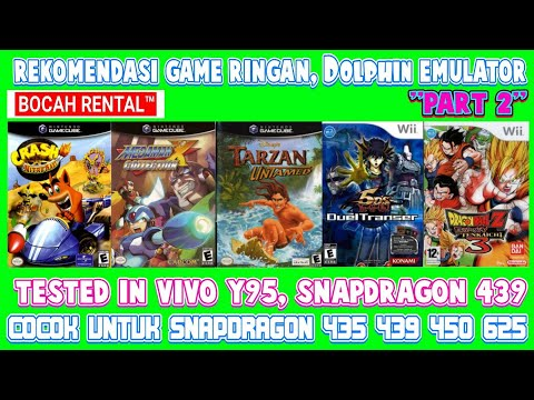 Full Download] Tutorial Konfigurasi Dolphin Emulator Untuk