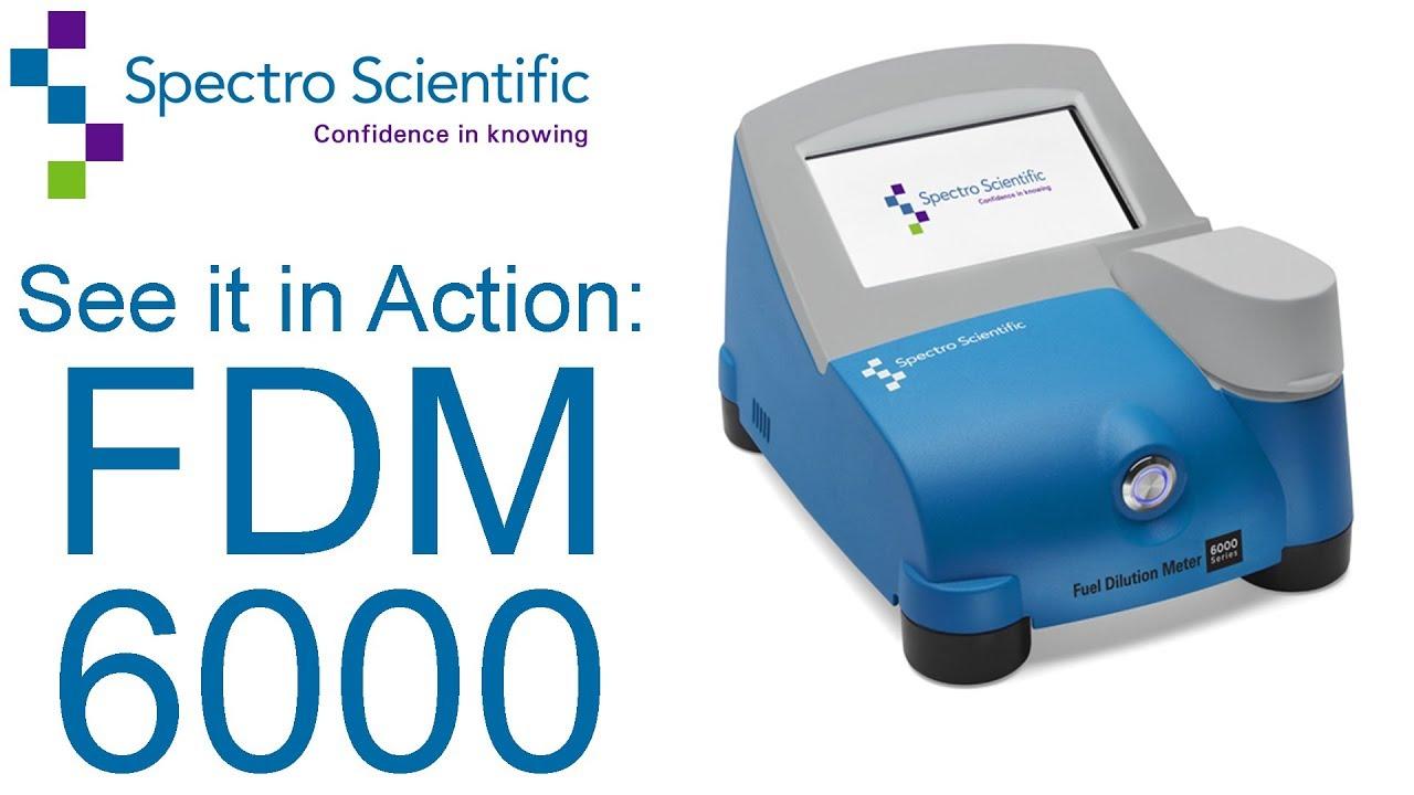 FDM 6000 - Portable Fuel Dilution Meter
