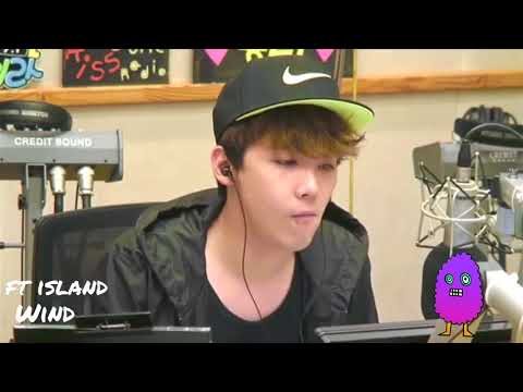 DJ Lee hongki _ FT ISLAND _ WIND