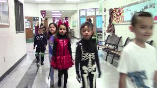 George Elementary | Book Character Day 2018