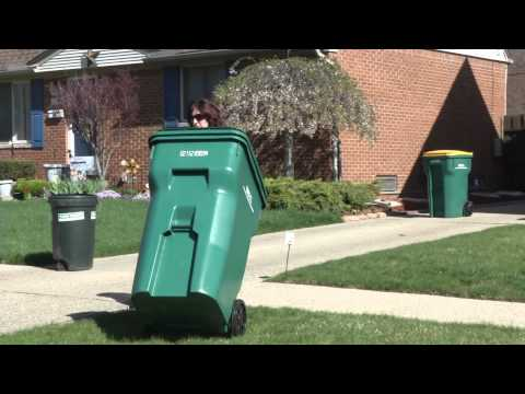 New Waste Management refuse program