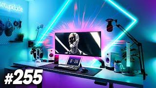 Room Tour Project 255 - Best Gaming & Desk Setups!