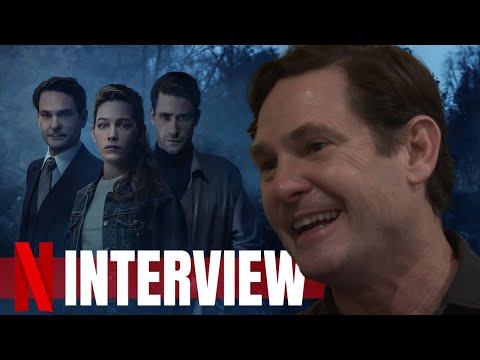 THE HAUNTING OF BLY MANOR Interview mit Henry Thomas | Behind The Scenes @ Comic Con | Netflix