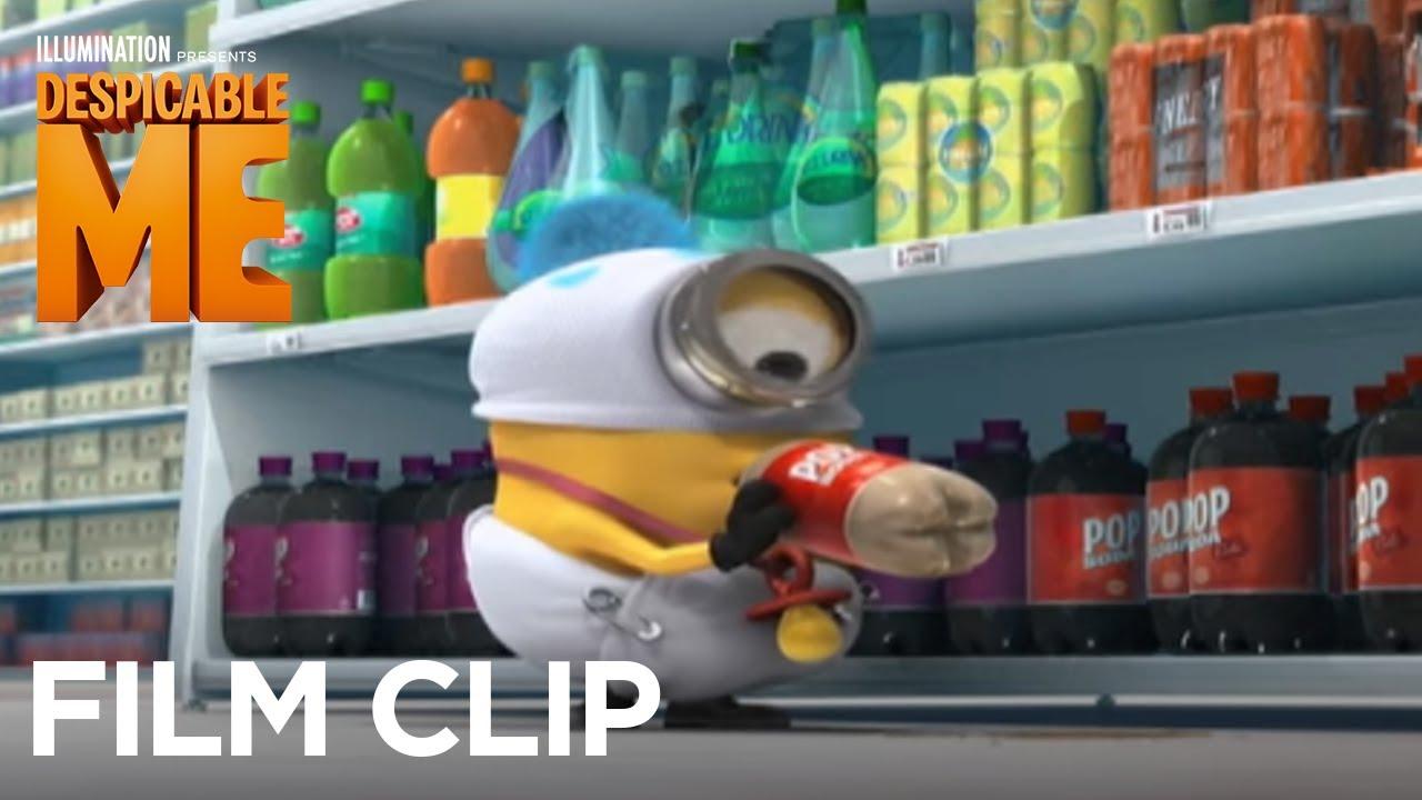 "Despicable Me - Clip: ""Shopping Spree"" - Illumination"