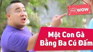 hai bao chung cuoi 2015 - mot con ga bang ba cu dam - bao chung ft hieu hien - mewow