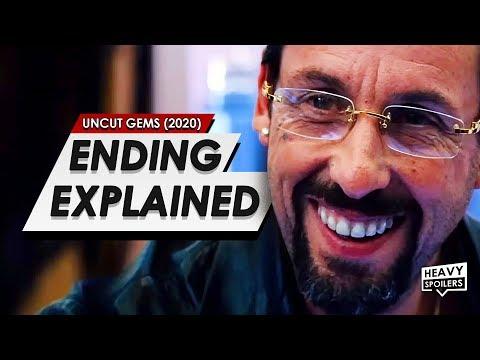UNCUT GEMS Ending Explained Breakdown + Full Movie Spoiler Talk Review