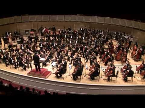 MAHLER: Symphony no. 6, I. Allegro energico, ma non troppo / CYSO's Symphony Orchestra · Tinkham