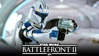 NEW HEROES CPT REX, OBI-WAN, ANAKIN & AHSOKA GAMEPLAY (MODS): Star Wars Battlefront 2 BEST MODS