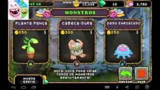 Arbusto 100% procriação My singing monsters
