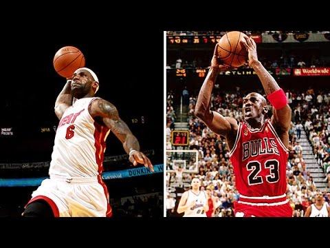 Proof Lebron James is Better Than Michael Jordan Part 2