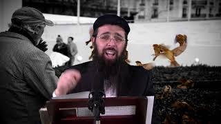 הרב יעקב בן חנן - עניות היא לישראל במקום צרעת