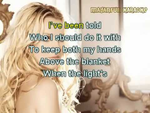 Britney Spears - I Wanna Go (Karaoke w/ Lyrics and Backing Vocals)