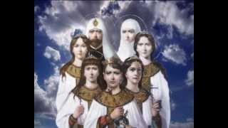 Romanovs .Tribute to OTMA . Великим Княжнам .