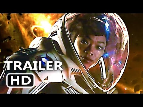 Thumbnail: STAR TREK DISCOVERY Official Trailer (2017) Netflix Tv Series HD