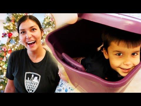 DON'T TELL MOM! (Samika Vlogmas 10 & 11)