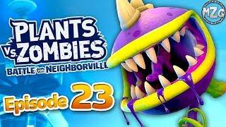 Chomper! - Plants vs. Zombies Battle for Neighborville Gameplay Part 23