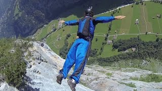 High Nose BASE Jump | Switzerland | BASE Dreams 2 Bonus