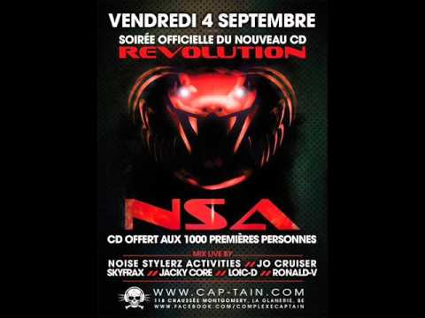REVOLUTION - Selected & Mixed By NSA
