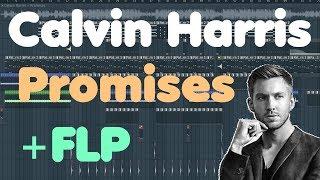 Baixar Calvin Harris • Promises • FL Studio Remake (+FLP download)