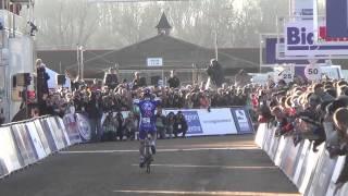 Francis Mourey Champion de France Cyclo-cross 2014