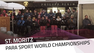 St. Moritz welcomes the Para-Sport WCH | IBSF Para Sport Official