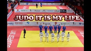JUDO IT IS MY LIFE