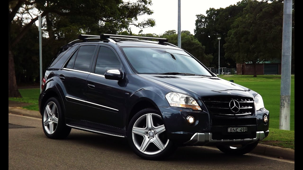 2010 mercedes benz ml350 cdi amg sports automatic 55 990. Black Bedroom Furniture Sets. Home Design Ideas